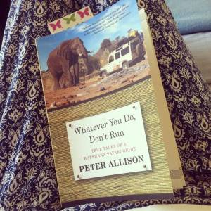 Good Reads - Peter Allison