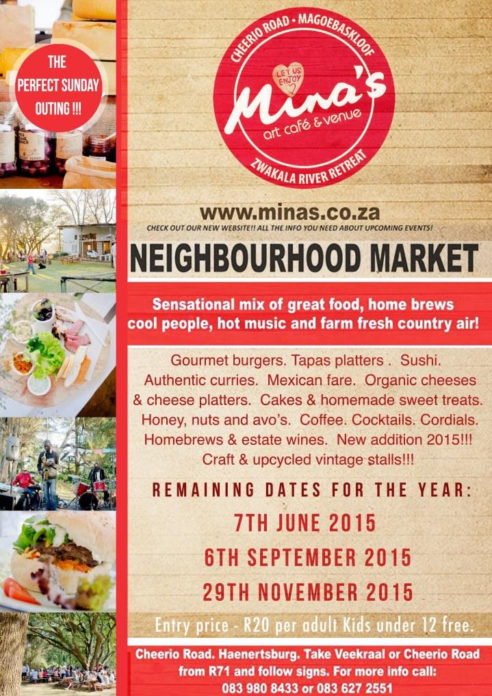 Minas Neighbourhood Market 2015 - Haenertsburg