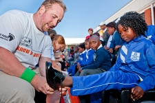 Cape Town Shoe Drop