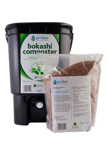 Faithful to Nature - Probio Bokashi Composter