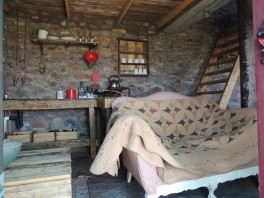 Everything you need in one cosy stone cottage