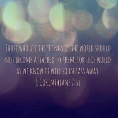 Corinthians 7:31