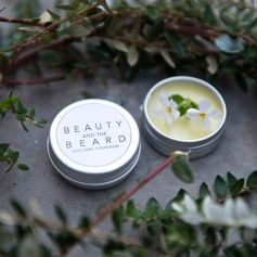 Beauty & The Beard - reusable tins