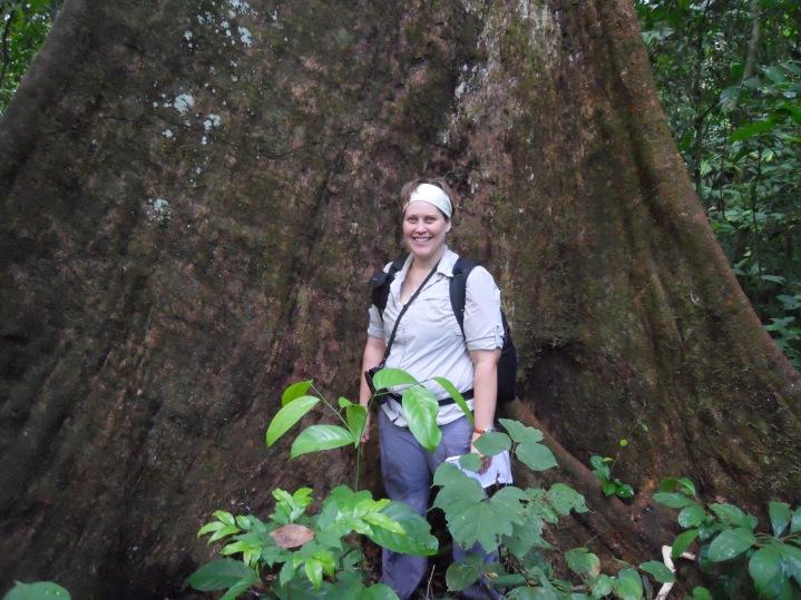 Leigh-Ann in Liberia