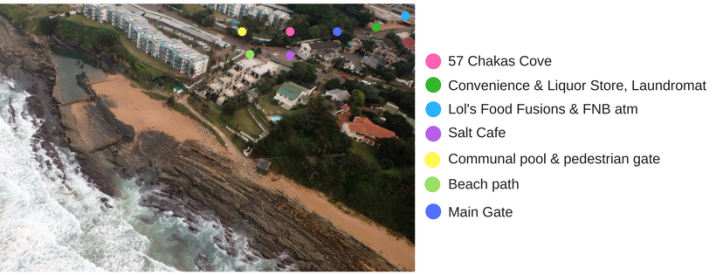 57 Chakas Cove