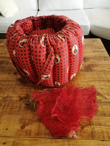 Wonderbag & reused produce bags