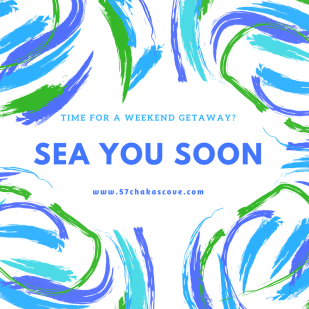Sea you soon!