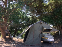 Kafue River Lodge Campsite