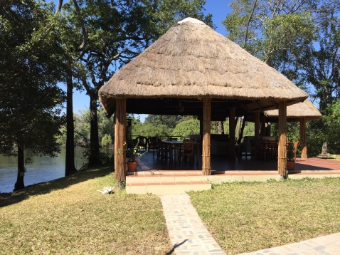 Kafue River Lodge lapa