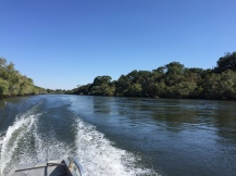 Kafue River Lodge boat trip