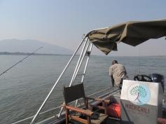 Muchuchili Safari House Boat Trips