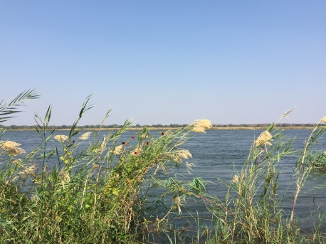Zambezi River - it's a beast, but it's a beauty