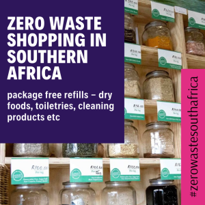 Zero Waste Shopping in Southern Africa